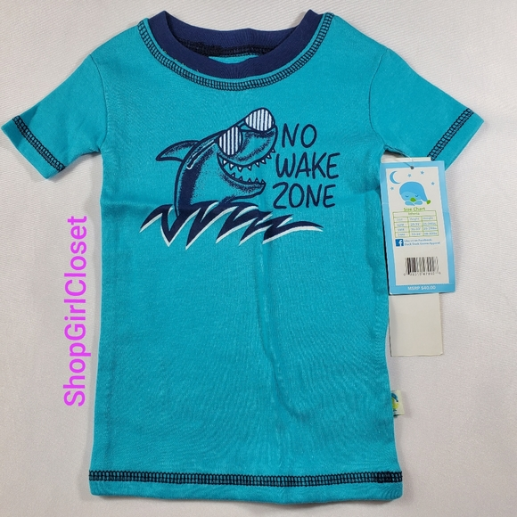 💥Just In💥 No Wake Zone PJ Top 24M NWT